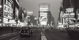 Times Square at Night, New York City, c.1938 Prints