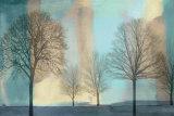 Misty Morning I Posters par Chris Donovan