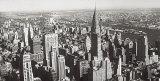 View of Midtown Manhattan, New York City, c.1933 Prints