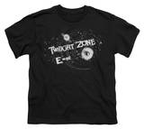 Youth: Twilight Zone - Another Dimension T-shirts