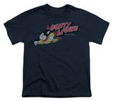 Youth: Mighty Mouse - Mighty Retro T-Shirt