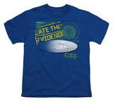 Youth: CSI - I Ate the Evidence Shirts
