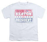 Youth: Family Ties - Alex for President T-shirts