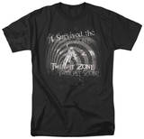 Twilight Zone - I Survived the Twilight Zone T-Shirt