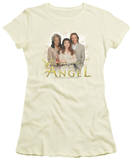 Juniors: Touched by an Angel - Angel Cloud T-Shirt