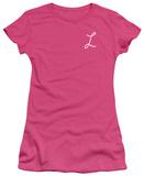 Juniors: Laverne & Shirley - Laverne's L T-Shirt