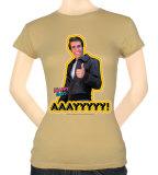 Juniors: Happy Days - AAAYYYYY T-shirts