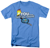 Survivor - You, Off the Island! T-Shirt