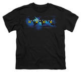 Youth: The Amazing Race - Faded Globe T-shirts