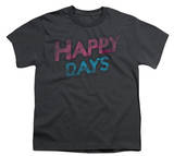 Youth: Happy Days - Distressed Shirts