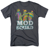 The Mod Squad - Run Groovy T-Shirt
