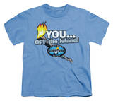 Youth: Survivor - You, Off the Island! Shirt