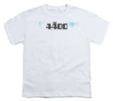 Youth: The 4400 - Logo T-shirts