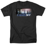 CSI - New York Subway T-Shirt