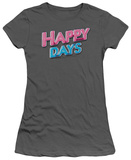 Juniors: Happy Days - Logo T-Shirt