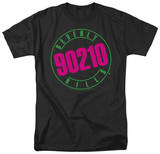 90210-Neon Camisetas