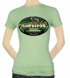 Juniors: Survivor - Gabon Logo Shirts