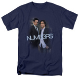 Numbers - Don & Charlie T-Shirt