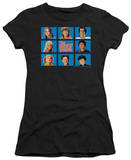 Juniors: The Brady Bunch - Framed T-Shirt