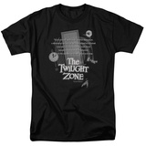 Twilight Zone - Monologue T-shirts