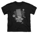 Youth: Twilight Zone - Monologue T-shirts