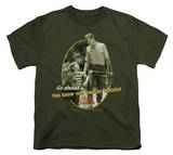 Youth: Andy Griffith - Gone Fishing T-Shirt