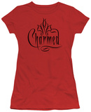 Juniors: Charmed - Logo T-shirts