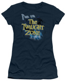 Juniors: Twilight Zone - I'm In the Twilight Zone T-Shirt