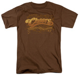 Cheers - Scrolled Logo T-Shirt