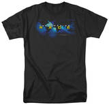 The Amazing Race - Faded Globe T-Shirt