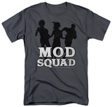 The Mod Squad - Simple Run T-shirts