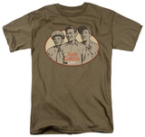 Andy Griffith - 3 Funny Guys T-Shirt