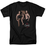 Charmed - Three Hot Witches T-Shirt