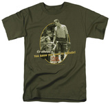 Andy Griffith - Gone Fishing T-shirts
