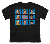 Youth: The Brady Bunch - Framed T-Shirt