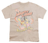 Youth: Mighty Mouse - Might Mouse Saved My Day T-Shirt