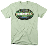 Survivor - Gabon Logo T-Shirt