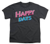Youth: Happy Days - Logo Shirt