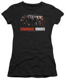 Juniors: Criminal Minds - The Brain Trust T-shirts