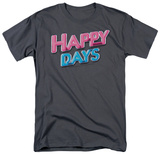 Happy Days - Logo Shirts
