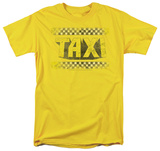 Taxi - Run-Down Taxi T-shirts