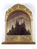 Tetschener Altar Giclee Print by Caspar David Friedrich