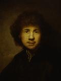 Self-Portrait Posters by  Rembrandt van Rijn