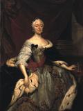 Maria Antonia, Princess of Saxony Print by Anton Raphael Mengs