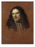 Portrait of Henri de Latour D'Auvergne Turenne Print by Charles Le Brun