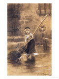 Cosette Giclee Print by Emile Bayard