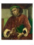 Virgil Giclee Print by Joos van Gent