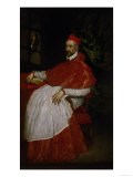 Charles de Guise, Cardinal of Lorraine Poster by  El Greco