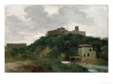 Windmill Giclee Print by Pierre Henri de Valenciennes