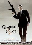Quantum of Solace Prints